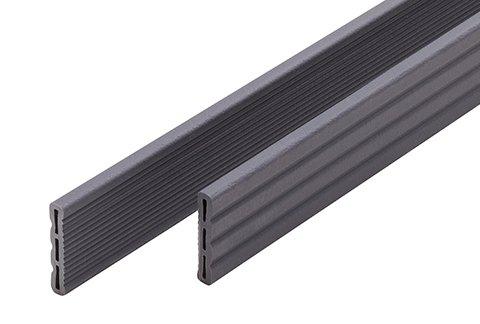 UPM PROFI® PIAZZA ABDECKLEISTE 12x66mm   BRAZILIAN WALNUT L400cm